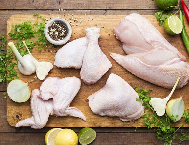Kycklinglådan